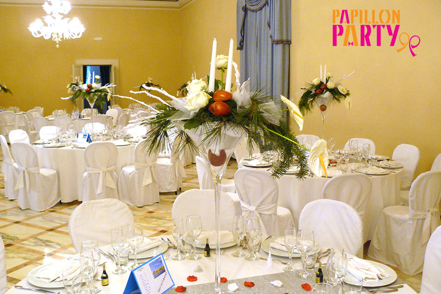 Tavoli E Sedie Per Catering.Catering Per Cerimonie Catering Per Matrimoni Papillon Party Buffet